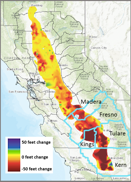 Sustainable Groundwater Management Act (SGMA) – Drought Resilience